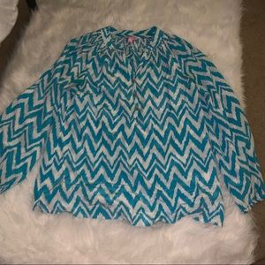 NWOT Lilly Pulitzer Blouse